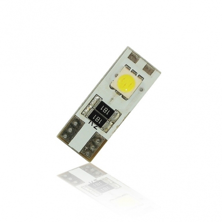 T10 2SMD 5050 Canbus-resistor