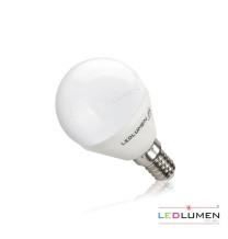G45-AP E14 3.5W 230V 7x2835 LED NW
