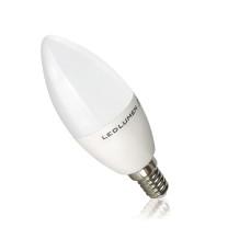 C37-AP E14 8W 806lm 15x2835 LED CCD WW