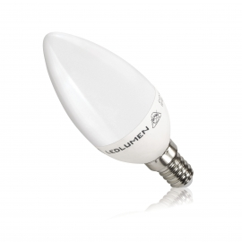 C37-AP E14 3.5W 230V 7x2835 LED WW