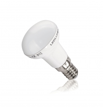 R39-AP E14 4W 230V 8x2835 LED CCD WW