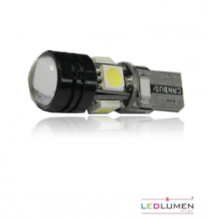 T10 4SMD 5050 + HP LED 1.5W
