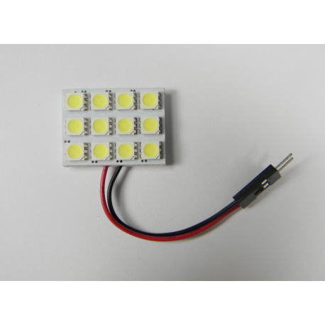 DOME 12SMD 5050 CW