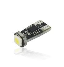 Żarówka LED T10 1SMD 5050 Canbus-resistor