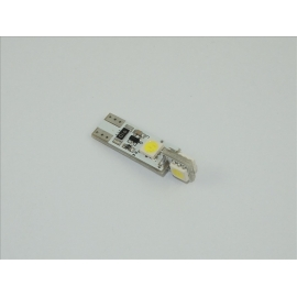 T10 X 4SMD 5050 Canbus-resistor