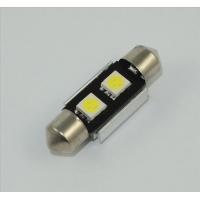 FESTOON LIGHT 31mm 2SMD 5050 CANBUS