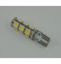 Żarówka LED T10 13SMD 5050 Canbus-resistor