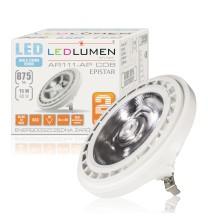 Żarówka LED AR111-AP G53 15W 12V COB CCD biała zimna
