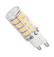 Żarówka LED T18-C G9 8W 230V 64x2835 LED biała ciepła