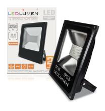 Naświetlacz LED HL-23/50W 50x2835 LED IP65 biała neutralna