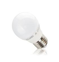 Żarówka LED G45-AP E27 6W 230V 8x2835 LED CCD biała ciepła
