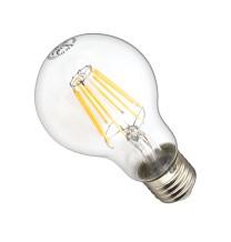 Żarówka LED A60-G E27 230V 8W COS CCD 890lm DIM WW