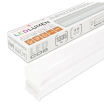 Listwa podszafkowa LED CLP-09 16W 1200mm 76xCOB CCD biała neutralna