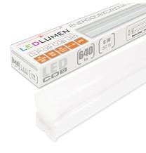 Listwa podszafkowa LED CLP-09 8W 600mm 36xCOB CCD biała neutralna