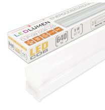 Listwa podszafkowa LED CLP-09 8W 600mm 36xCOB CCD biała ciepła