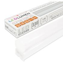 Listwa podszafkowa LED CLP-09 4W 300mm 20xCOB CCD biała neutralna