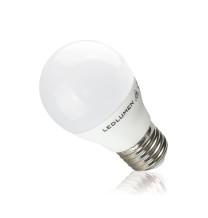 Żarówka LED G45-AP E27 8W 806lm 15x2835 LED CCD biała ciepła