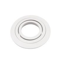 Oprawa sufitowa GU10 biała ruchoma DLA-11/1 WH