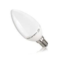 Żarówka LED C37-AP E14 3.5W 230V 7x2835 LED biała zimna