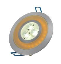Oprawa LED-103A/5W CW+ORANGE LEDLUMEN
