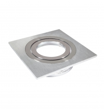 Oprawa sufitowa GU10 aluminium DLA-07/1 AL