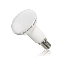 R50-AP E14 6W 230V 12x2835 LED CCD CW