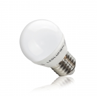 G45-AP E27 3.5W 230V 7x2835 LED WW