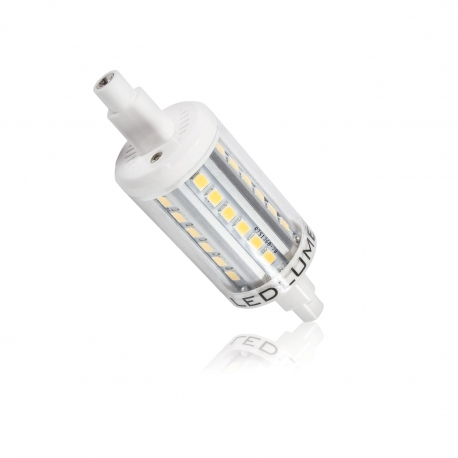 J78-AP R7s 4W 230V 36x2835 LED CCD WW