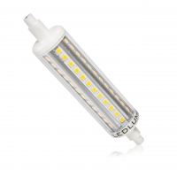 J118-AP R7s 7W 230V 72x2835 LED CCD WW