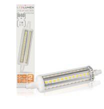 Żarówka LED J118-AP R7s 7W 230V 72x2835 LED CCD biała neutralna