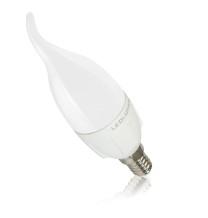 Żarówka LED CL37-AP E14 6W 8x2835 LED CCD DIM biała ciepła