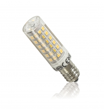 T18-C E14 10W 230V 74x2835 LED WW