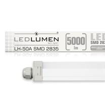 Oprawa hermetyczna LH-50A 50W 5000lm LED 1510mm IP65 CCD NW