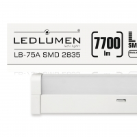 LB-75A 75W 7700lm LED 1518mm IP20 CCD NW