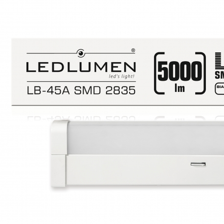 LB-45A 45W 5000lm LED 1230mm IP20 CCD NW