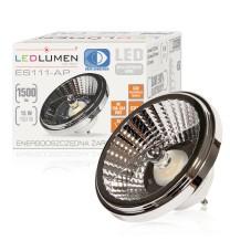Żarówka LED ES111-AP GU10 230V 15W 35 st. CCD biała neutralna