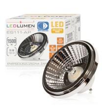 Żarówka LED ES111-AP GU10 230V 15W LED 35 st. CCD biała ciepła