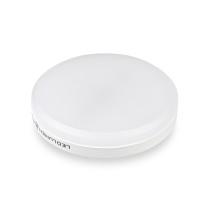 Żarówka LED GX53-P 8W 230V 16x2835 LED CCD biała neutralna
