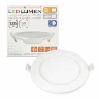 DL-02R 16W 80x2835 LED WW