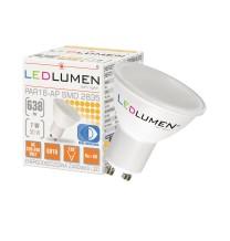 Żarówka LED PAR16-AP GU10 7W 2835 LED biała ciepła