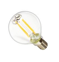 Żarówka LED G45-G E14 230V 4W FILAMENT 470lm WW