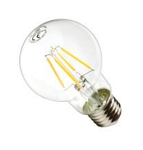Żarówka LED A60-G E27 230V 6W FILAMENT 806lm WW