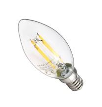 Żarówka LED C35-G E14 230V 4W FILAMENT 470lm biała ciepła