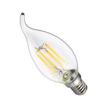 Żarówka LED CL35-G E14 230V 4W FILAMENT 470lm biała ciepła
