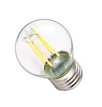 Żarówka LED G45-G E27 230V 4W FILAMENT 470lm NW