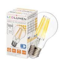 Żarówka LED A60-G E27 230V 13W FILAMENT 1894lm biała ciepła