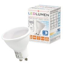 Żarówka LED PAR16-AP GU10 9W 14x2835 LED CCD biała zimna
