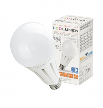Żarówka LED A70-AP E27 20W 230V 36x2835 LED CCD NW