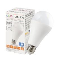 Żarówka LED A65-AP E27 20W 2265lm 30x2835 LED CCD biała neutralna